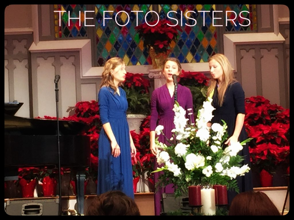 The Foto Sisters in Concert at CBC Marshall